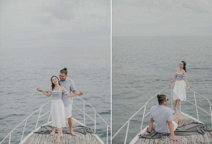 PRE - WEDDING EDWIN & YOMEDIKA BY RIO YAPARI by All Seasons Photo - 040