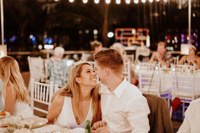 Mindy & Cameron Wedding at W Hotel Bali by AKSA Creative - 049