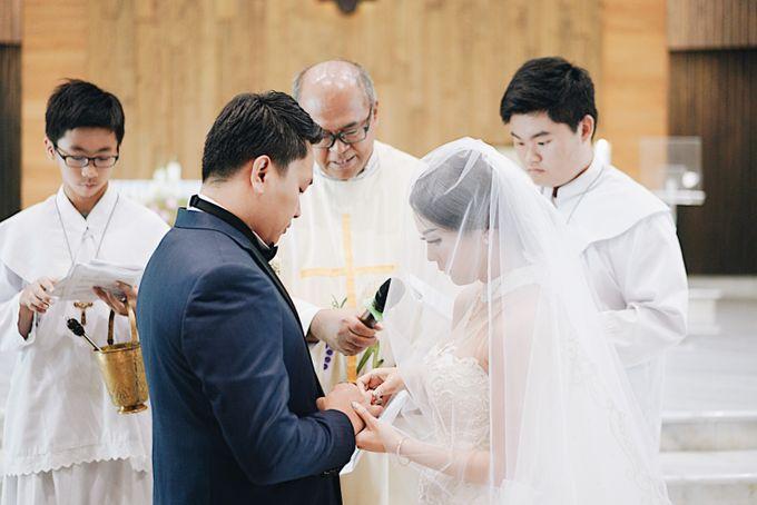 Aldi & Windy Wedding Day by Écru Pictures - 002