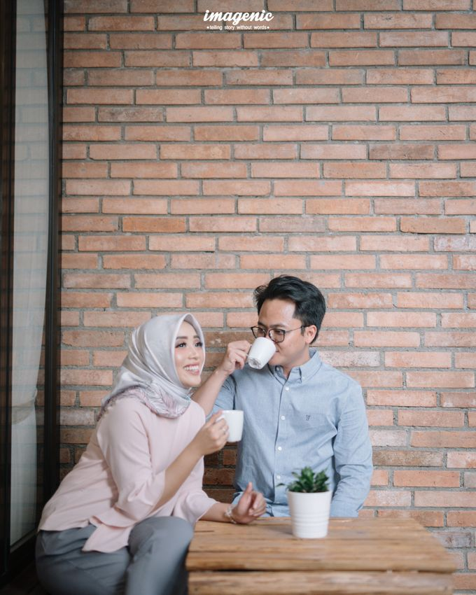 Prewedding M & F by Imagenic - 046
