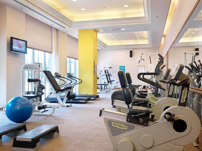 Facilities by Sama-Sama Hotel - 002