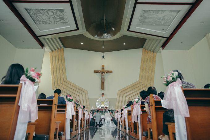 Tomas & Asti Jakarta Wedding by Ian Vins - 027