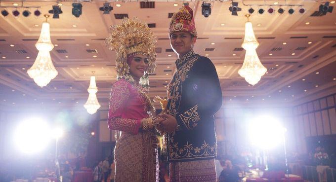Khalida & Amri Wedding by Akuwedding - 002