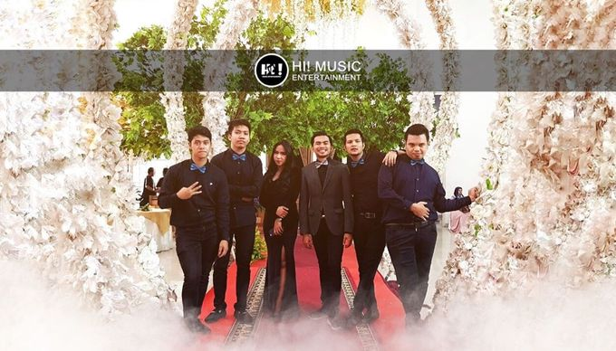 Wedding Reception Events (The Band) by Hi! Music Entertainment - 026
