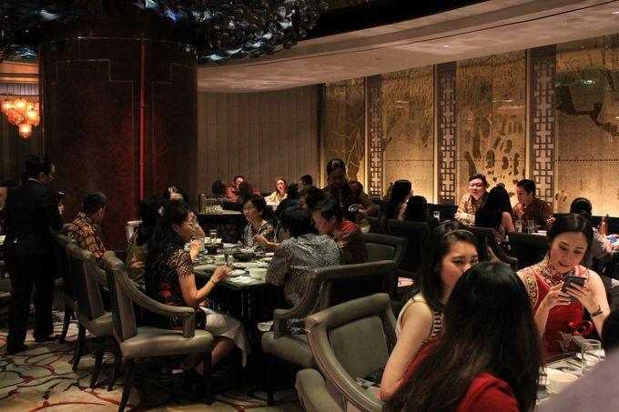 MC Sangjit Li Feng Mandarin Hotel Jakarta - Anthony Stevven by Mandarin Oriental, Jakarta - 003