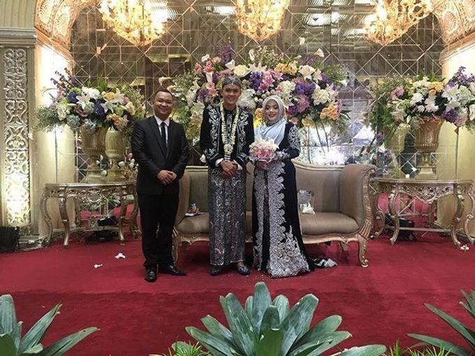 Bumi Pewayangan TMII JKT  Pernikahan Dewi & Rahman by Kaleb Music Creative - 001