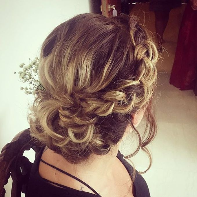 UPDO STYLES by Bali Hair and Makeup  / Anja buerck - 008