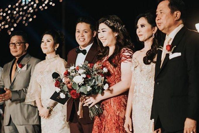 Wedding of Kevin & Clea by Sofitel Bali Nusa Dua Beach Resort - 013