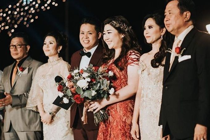 Wedding of Kevin & Clea by Twogather Wedding Planner - 013