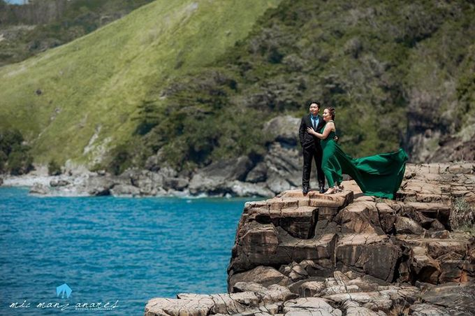 Mark and Joya Pre-wedding shoot by MIC MANZANARES PHOTOGRAPHY - 019