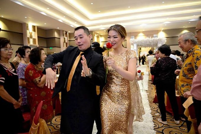 Gold Wedding Anniversary by Photobooth Eternal - 004