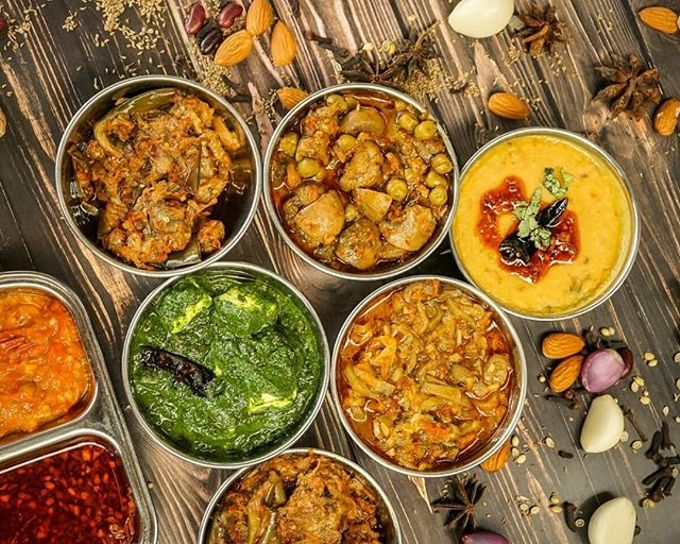 Catering for Indian Food by Roti Daal - Vegan & Vegetarian Indian Food - 016