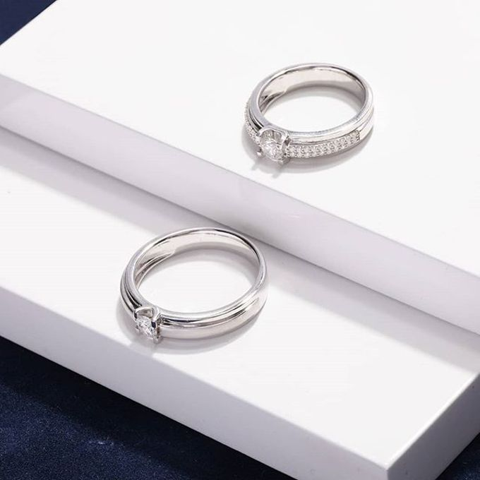 WEDDING RING by Lino and Sons - 016