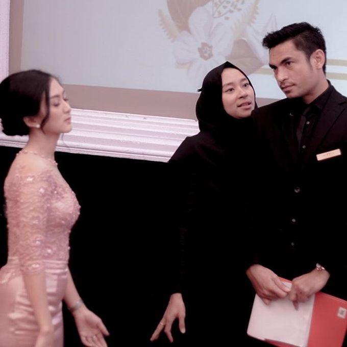 Wedding of Ayu & Rachles - 22 Des 18 by Financial Club Jakarta - 008