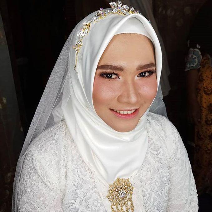 makeup natural nggk cukur alis by husna_makeup - 014