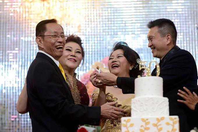 Gold Wedding Anniversary by Photobooth Eternal - 002