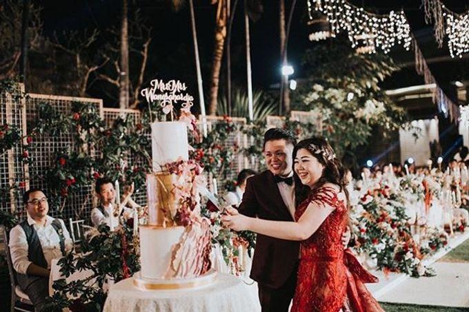 Wedding of Kevin & Clea by Sofitel Bali Nusa Dua Beach Resort - 014