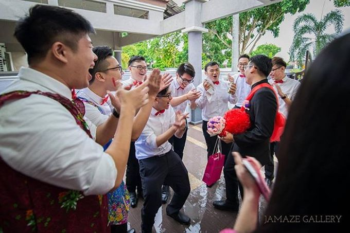 Wedding Ceremony by JacksonCCS Photography - 030