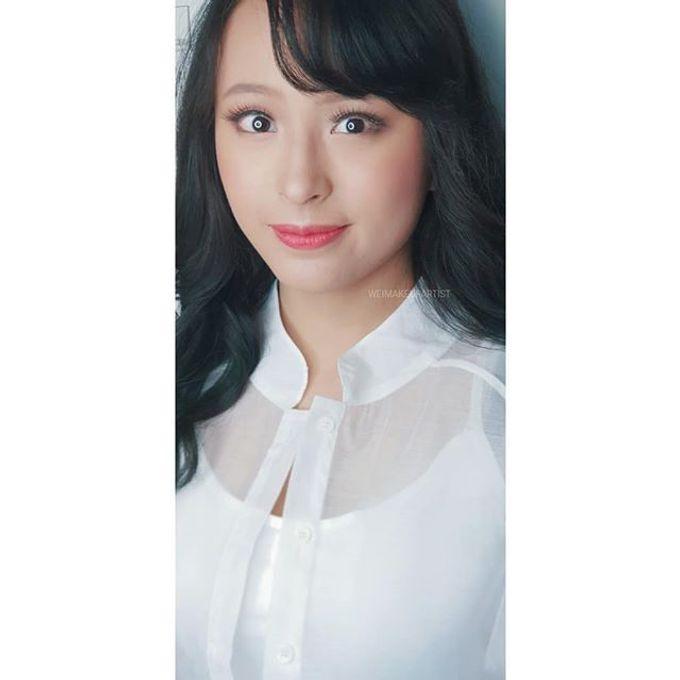 Wedding Makeup by Wei Makeup Artist - 002