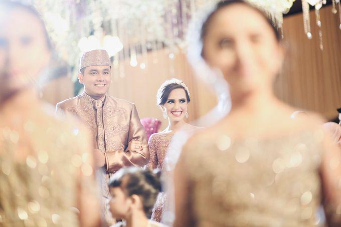 Saffana & Harish Wedding Reception by JAYSU Weddings by Jacky Suharto - 011