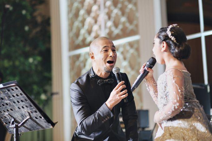 Saffana & Harish Wedding Reception by JAYSU Weddings by Jacky Suharto - 025