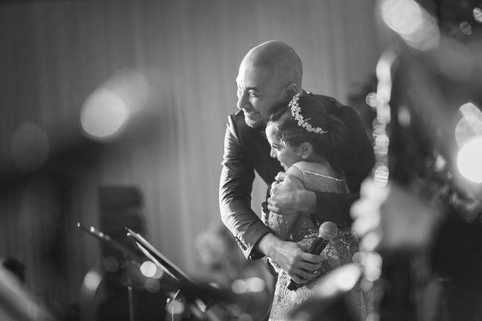 Saffana & Harish Wedding Reception by JAYSU Weddings by Jacky Suharto - 029