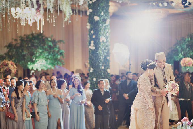 Saffana & Harish Wedding Reception by JAYSU Weddings by Jacky Suharto - 018