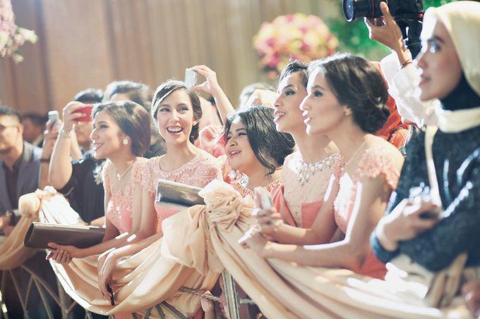 Saffana & Harish Wedding Reception by JAYSU Weddings by Jacky Suharto - 030