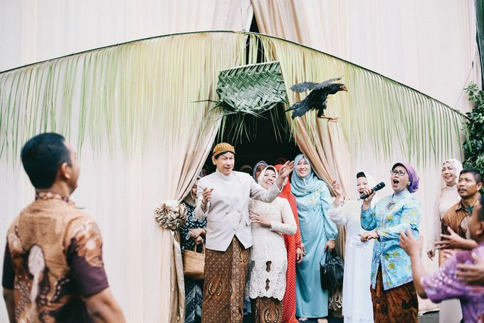 Adinda & Ramdisa I by JAYSU Weddings by Jacky Suharto - 031