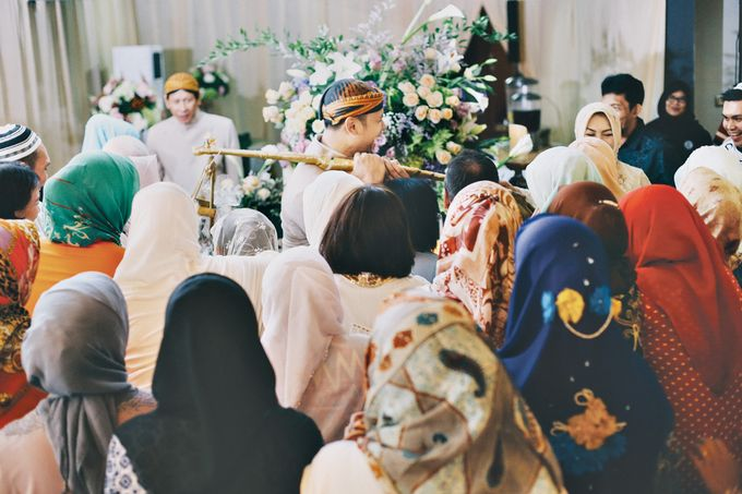 Adinda & Ramdisa I by JAYSU Weddings by Jacky Suharto - 033