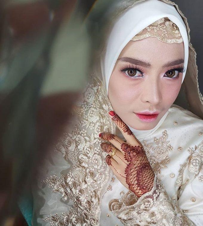 makeup natural nggk cukur alis by husna_makeup - 001