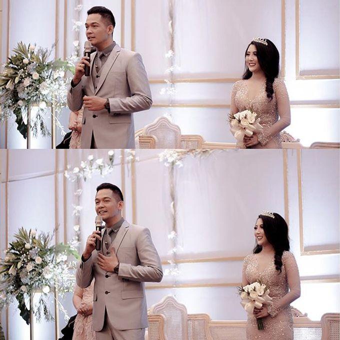 Wedding of Ayu & Rachles - 22 Des 18 by Financial Club Jakarta - 013