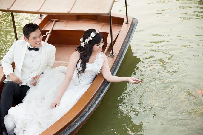 Bambang & Melissa by JJ Bride - 012