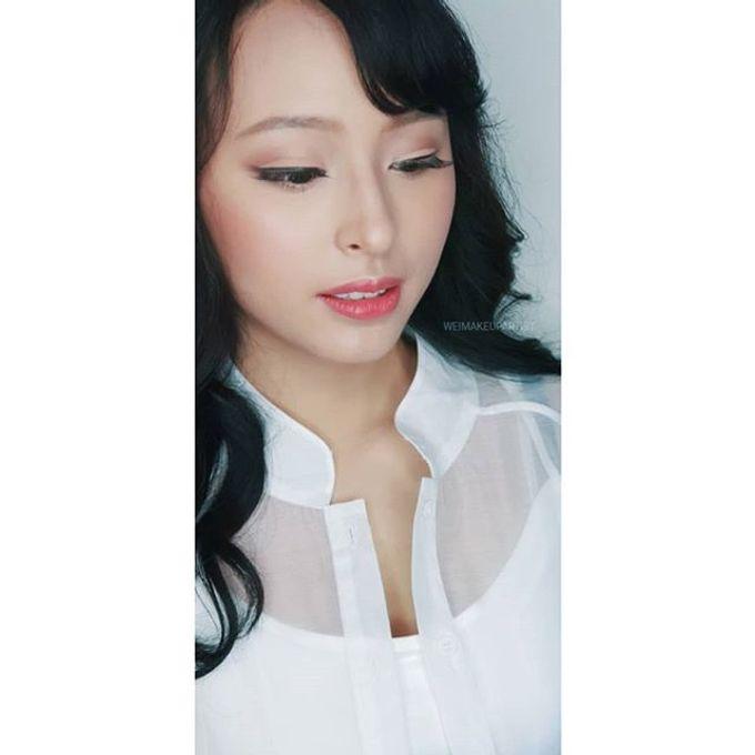 Wedding Makeup by Wei Makeup Artist - 003