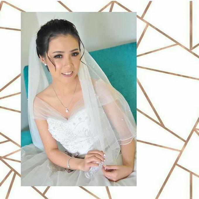 Wedding Makeup by Yasca Natalia MakeupArtist - 001