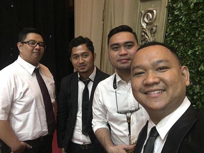 Bumi Pewayangan TMII JKT  Pernikahan Dewi & Rahman by Kaleb Music Creative - 003