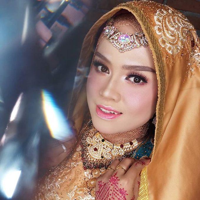 makeup natural nggk cukur alis by husna_makeup - 002