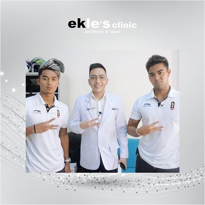 Influencer At Ekle's Clinic  by Ekle's Clinic Aesthetic & Laser - 010