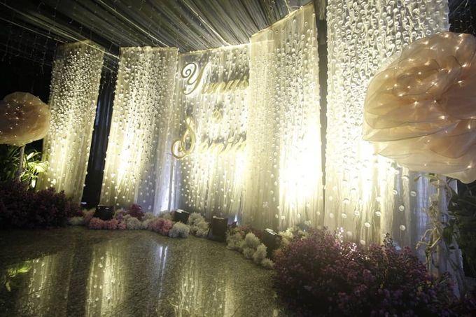 The Royal Wedding Of Yunus & Sonia by Eden Design - 012