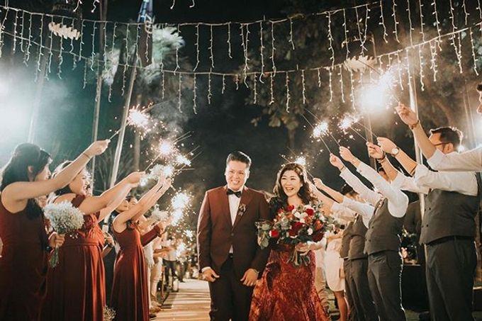Wedding of Kevin & Clea by Sofitel Bali Nusa Dua Beach Resort - 012