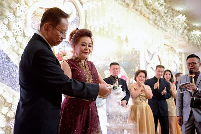 Gold Wedding Anniversary by Photobooth Eternal - 005
