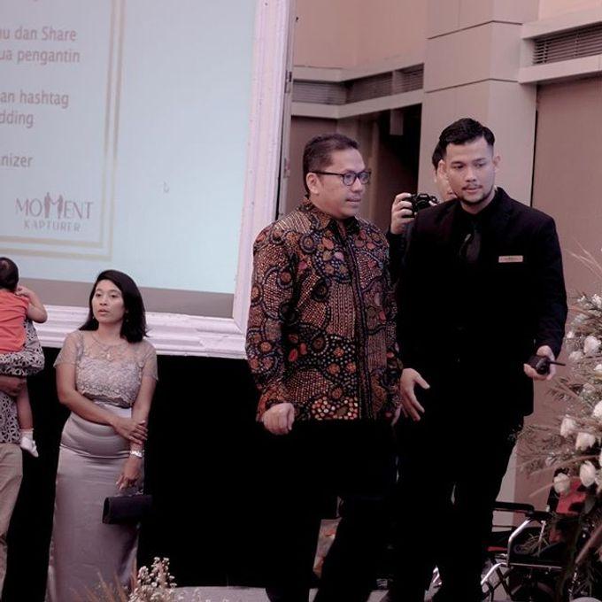Wedding of Ayu & Rachles - 22 Des 18 by Financial Club Jakarta - 002