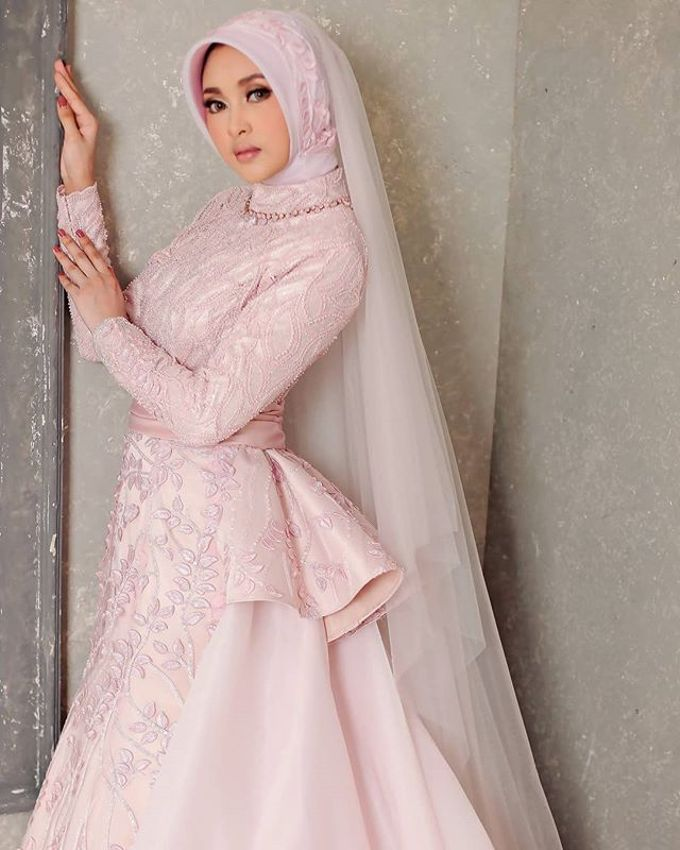 Gester Muslim Bridal by Gester Bridal & Salon Smart Hair - 031