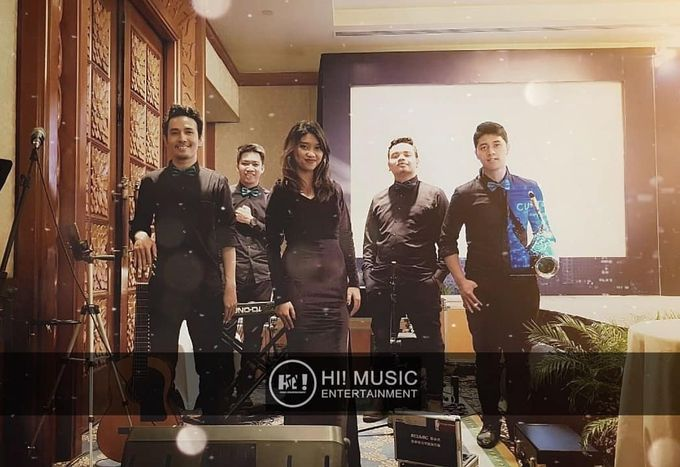 Wedding Reception Events (The Band) by Hi! Music Entertainment - 008