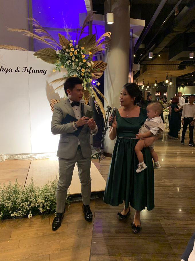 Jazz Wedding Entertainment - Double V  Entertainment with Anthony stevven MC  Intimate Open Restaurant Double Tree Jakarta by Anthony Stevven - 012
