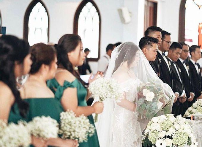 Wedding of Kevin & Clea by Sofitel Bali Nusa Dua Beach Resort - 007