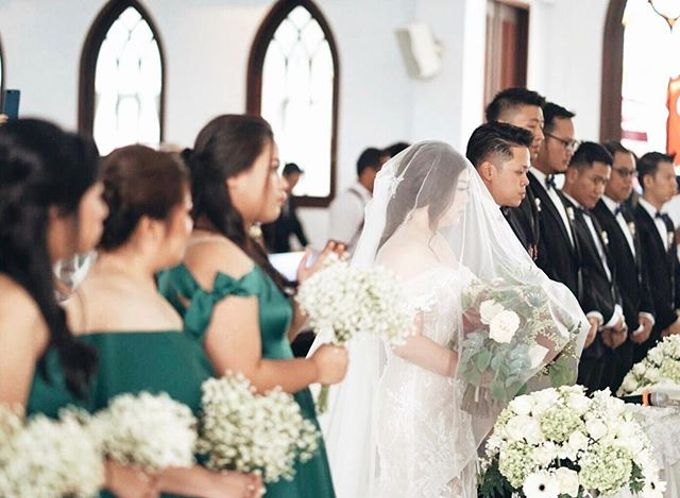 Wedding of Kevin & Clea by Twogather Wedding Planner - 007