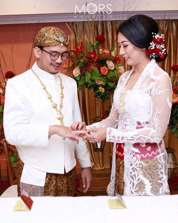 The Wedding of Aulia & Rikky by MORS Wedding - 004
