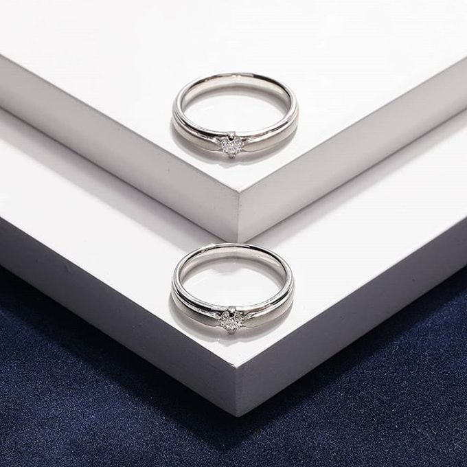 WEDDING RING by Lino and Sons - 015