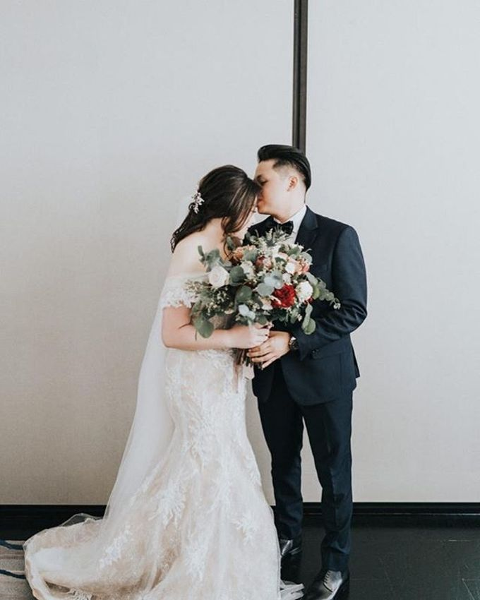 Wedding of Kevin & Clea by Twogather Wedding Planner - 006